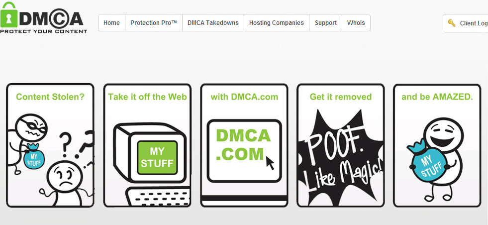 DMCA là gì và tìm hiểu về kiện bản quyền nội dung DMCA?