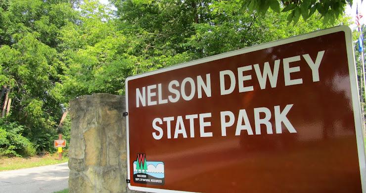 Campsite Photos: Nelson Dewey State Park, WI