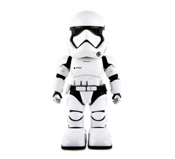 UBTECH Outs Star Wars First Order Stormtrooper Robot for Php24,999