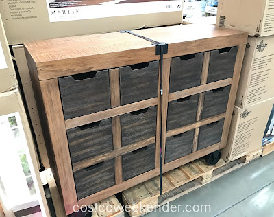 Martin Furniture Accent Cabinet: a unique look for that special space in your home