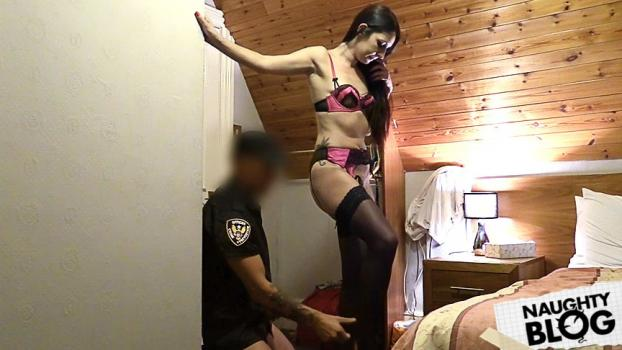 Fake Cop – Sophie Garcia