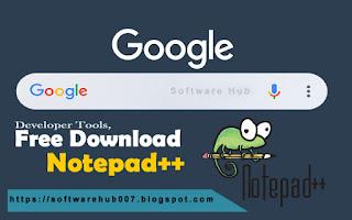 Download Notepade++ Free