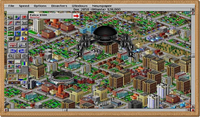 SimCity 2000 PC Games Gameplay