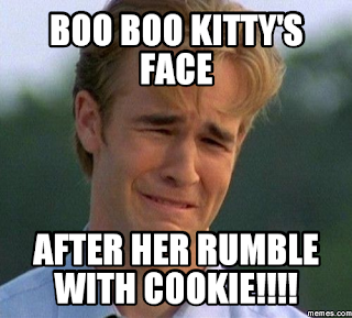 Empire Boo Boo Kitty Memes