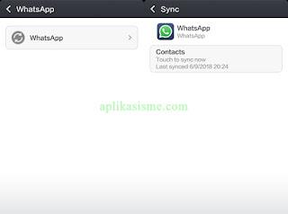 Cara Menampilkan Nama Kontak di WhatsApp yang Hilang