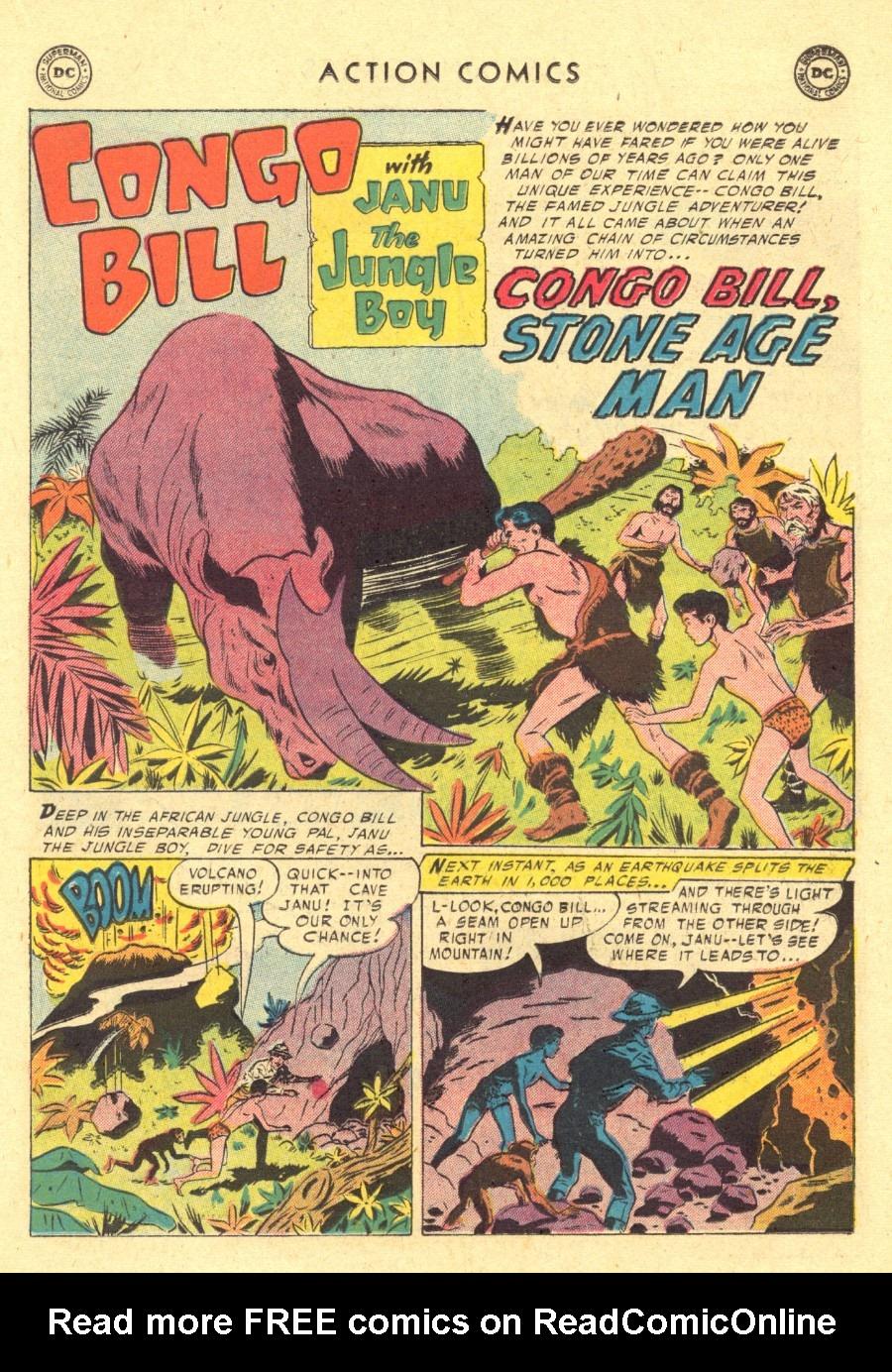 Action Comics (1938) 220 Page 16