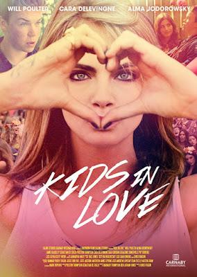 Poster Kids in Love 2016