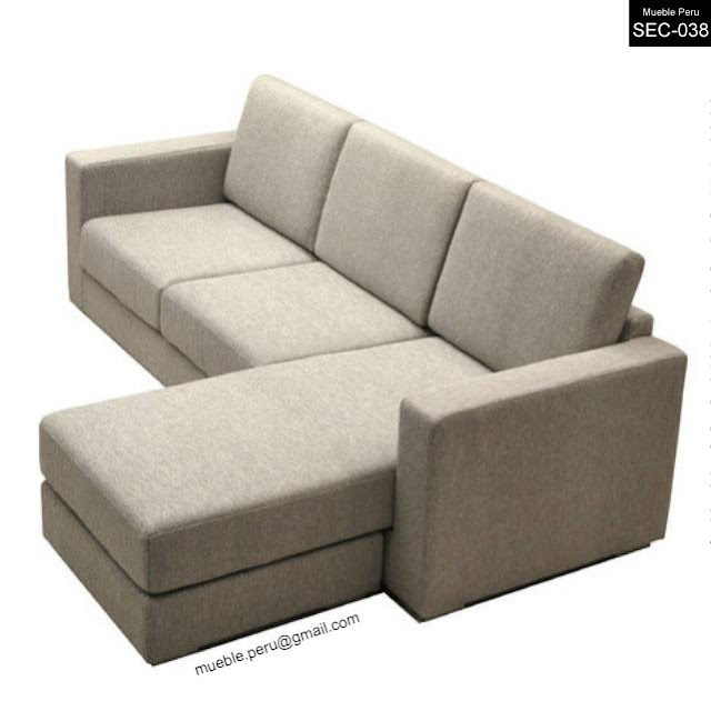 Muebles de sala sof s y seccionales de dise o - Diseno de muebles de sala ...