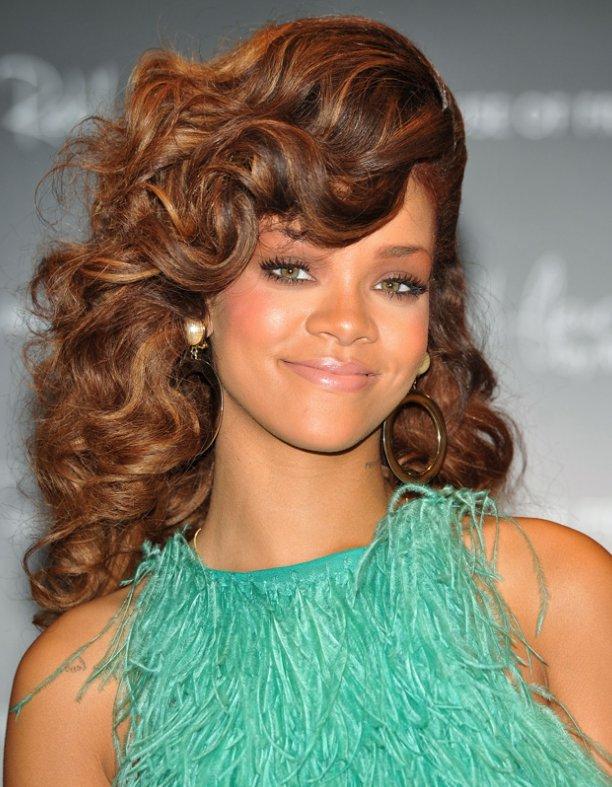 Celebrity Fashion Sense!: Rihanna New Hair Color and Cut ...