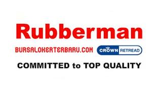Lowongan Kerja PT. Rubberman Indonesia
