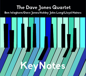 Image result for The Dave Jones Quartet - Key Notes