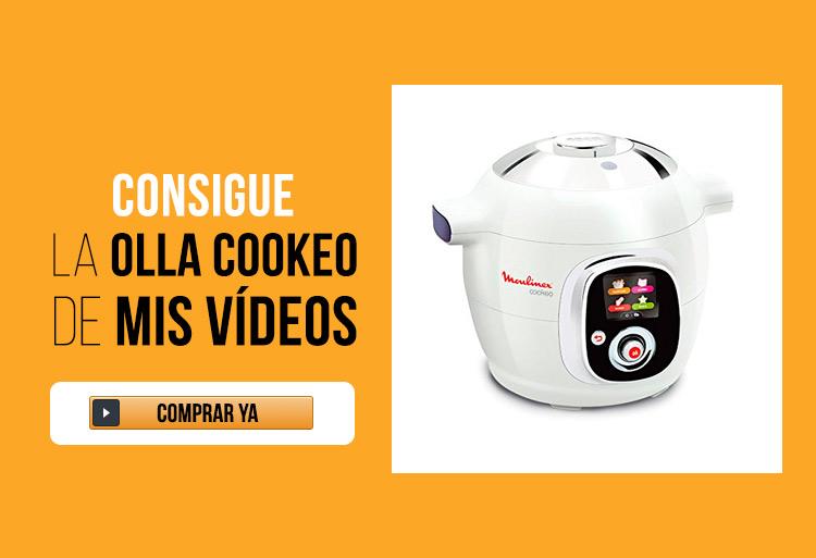 Olla Multifunción Moulinex Cookeo