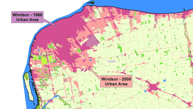 CityFloodMapCom Windsor And Tecumseh Flood Reporting Exposes - Windsor map