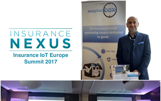 See Your Box at the Insurance IoT Europe Summit in London