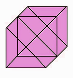 Find Triangles Puzzle