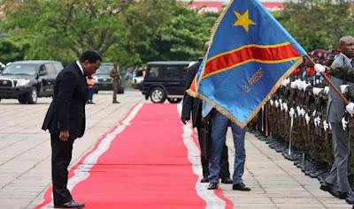 कांगो के राष्ट्रपति जोसेफ कबिला ने ब्रूनो तशीबल को देश का नया प्रधानमंत्री नियुक्त किया