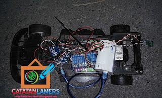 Memuat Mobil Remot Control Menggunakan Arduino dan Android Via Bluetooth