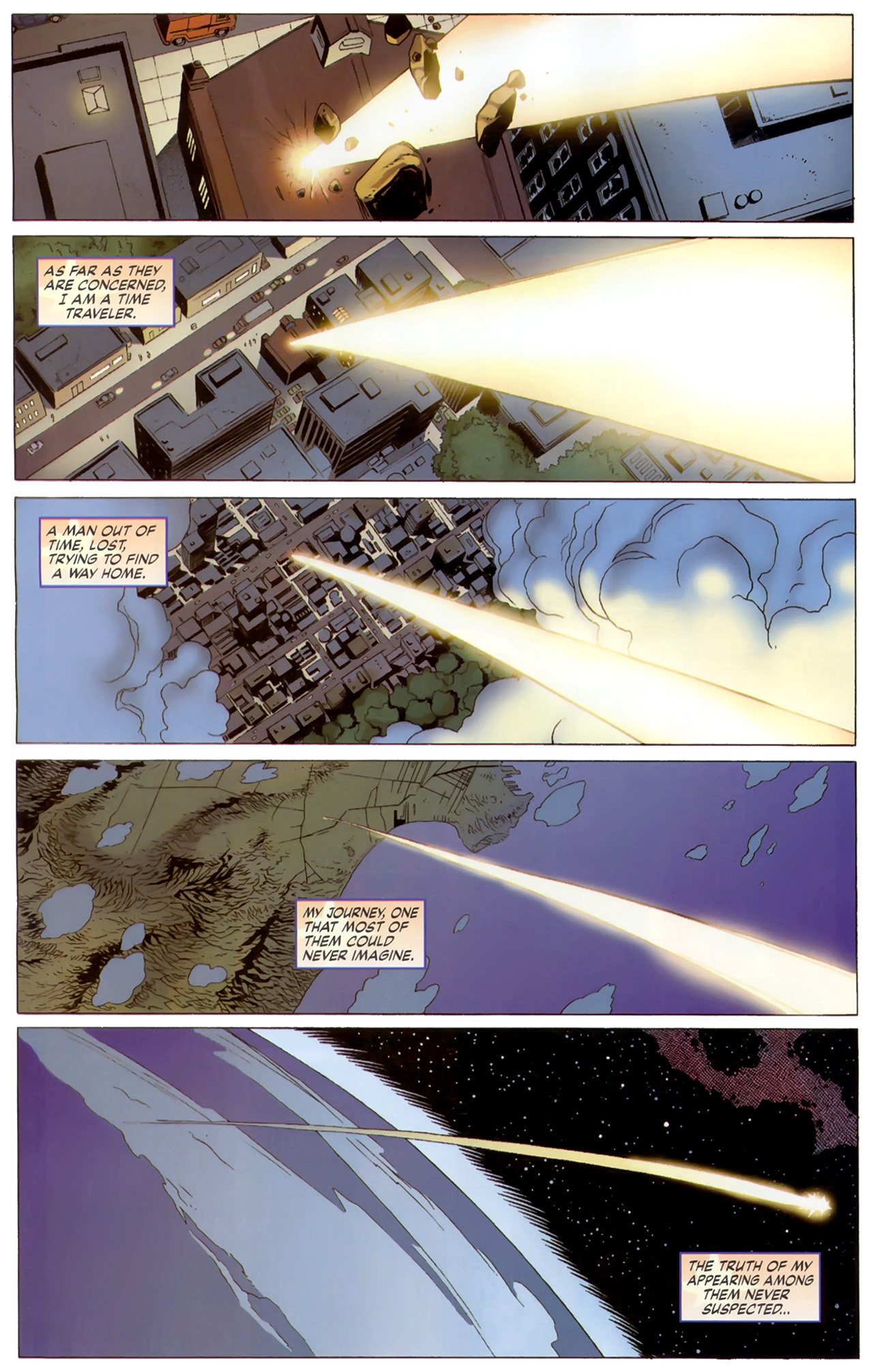 Read online Secret Invasion: The Infiltration comic -  Issue #6 - 21