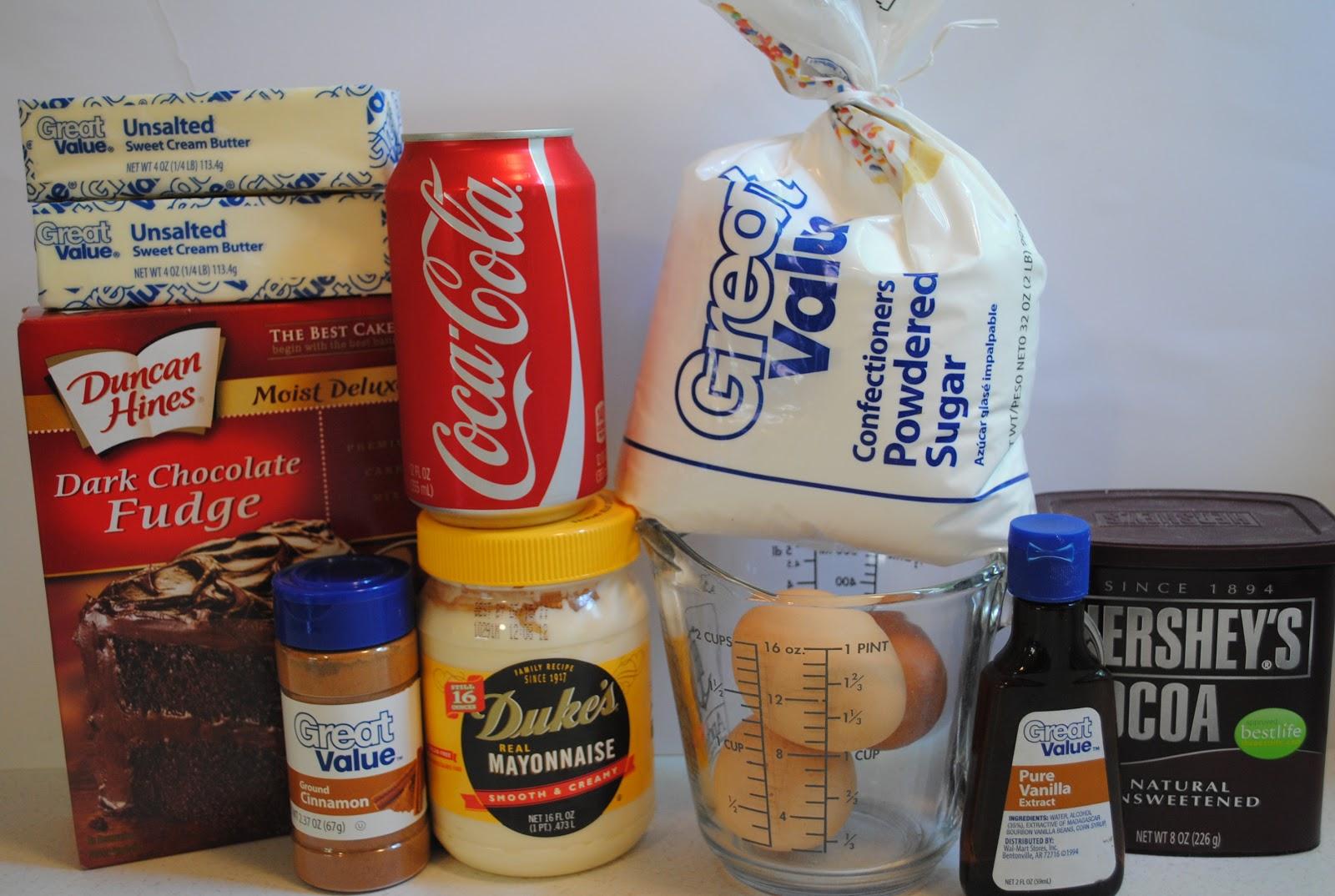 Miracle Whip Chocolate Cake Mix Recipe