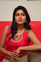 Akshita super cute Pink Choli at south indian thalis and filmy breakfast in Filmy Junction inaguration by Gopichand ~  Exclusive 117.JPG