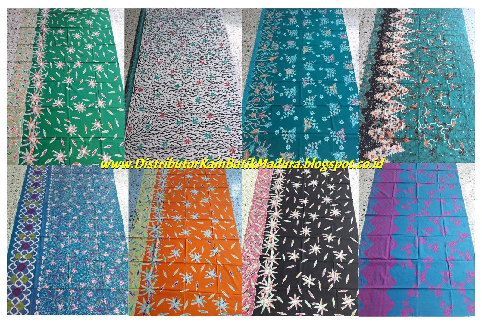 Penjual Kain Batik Madura Jual Kain Batik Meteran Kain Batik