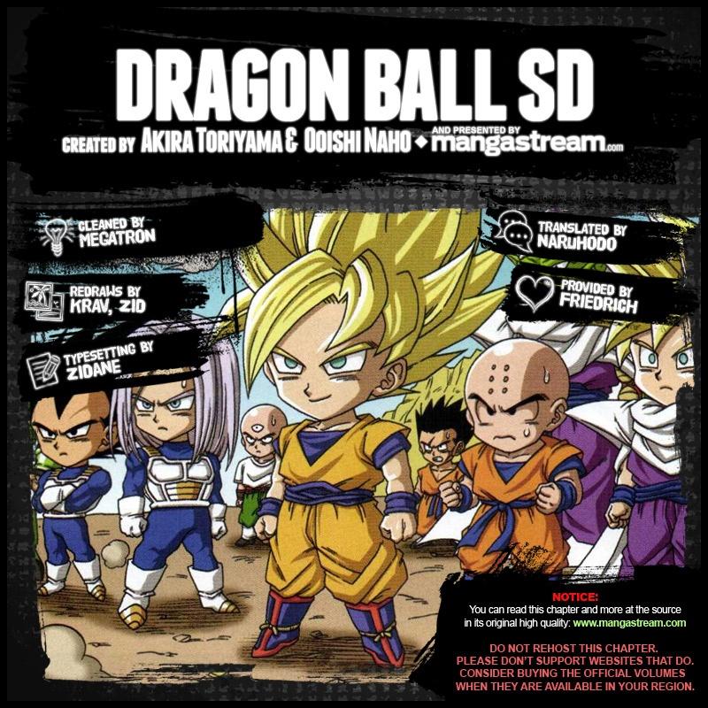 Dragon Ball SD Chap 011