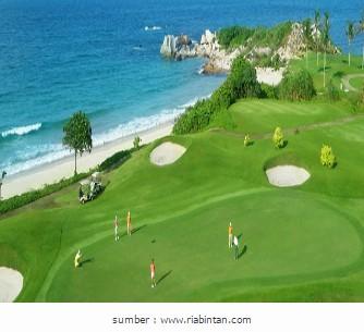 081210999347, paket wisata bintan lagoi kepri, ria bintan golf club
