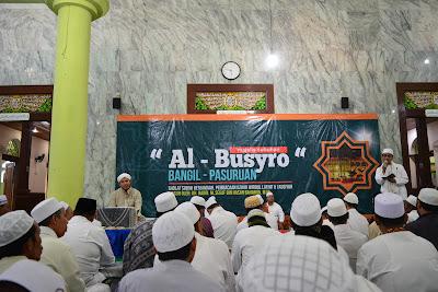 Majlis al-Busyro Mengangkat Tema Shadaqah