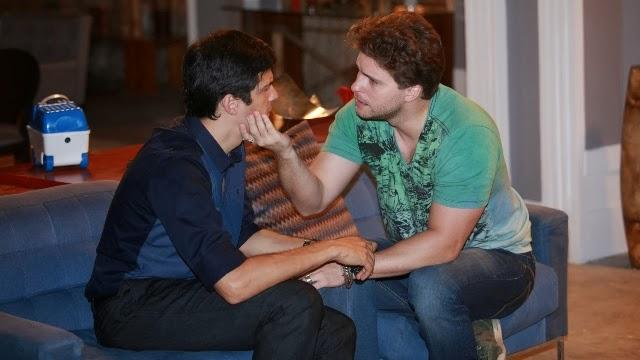 Thiago Fragoso y Mateus Solano