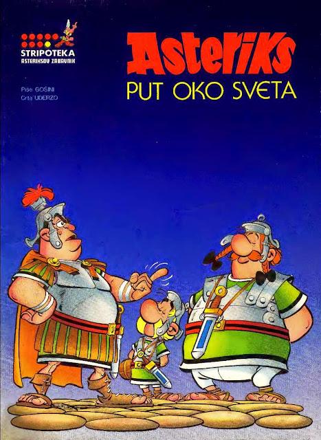 Put oko sveta - Asteriks