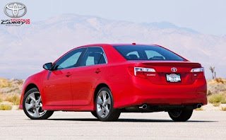 2012 Toyota Camry LE Invoice Price Review