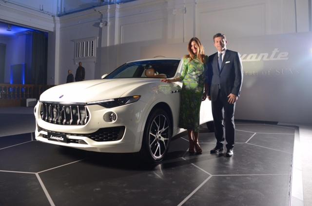 Chính thức: Siêu SUV Maserati Levante có giá bắt đầu từ 1,8 tỷ đồng
