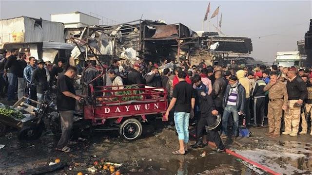 Car bombing kills 15 in Baghdad's Sadr City