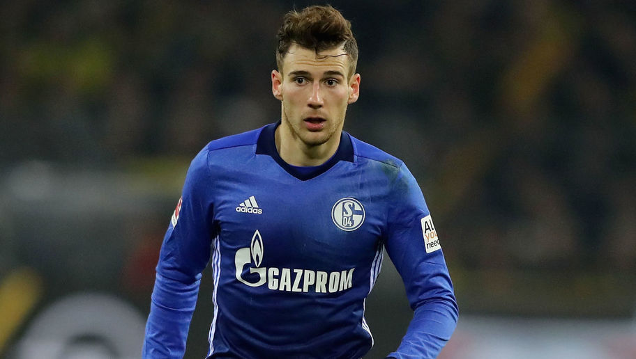 Bayern Munich sign Leon Goretzka on pre-deal