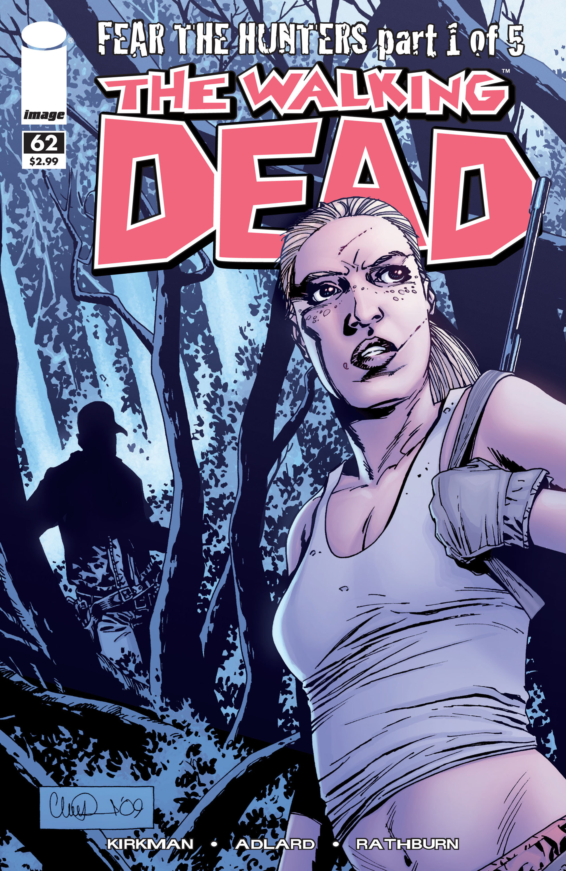 The Walking Dead 62 Page 1