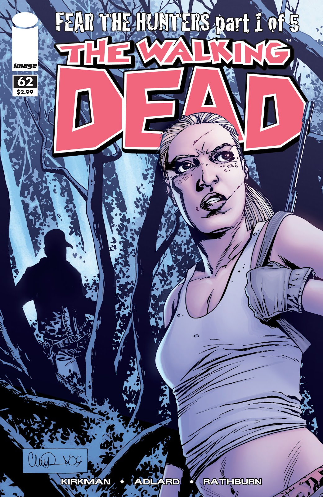 The Walking Dead issue 62 - Page 1