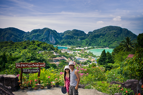 Phi Phi Viewpoint in Phuket