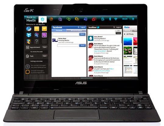 Asus Netbook Eee PC X101H