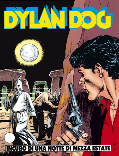 Dylan Dog (1986) 36 Page 1