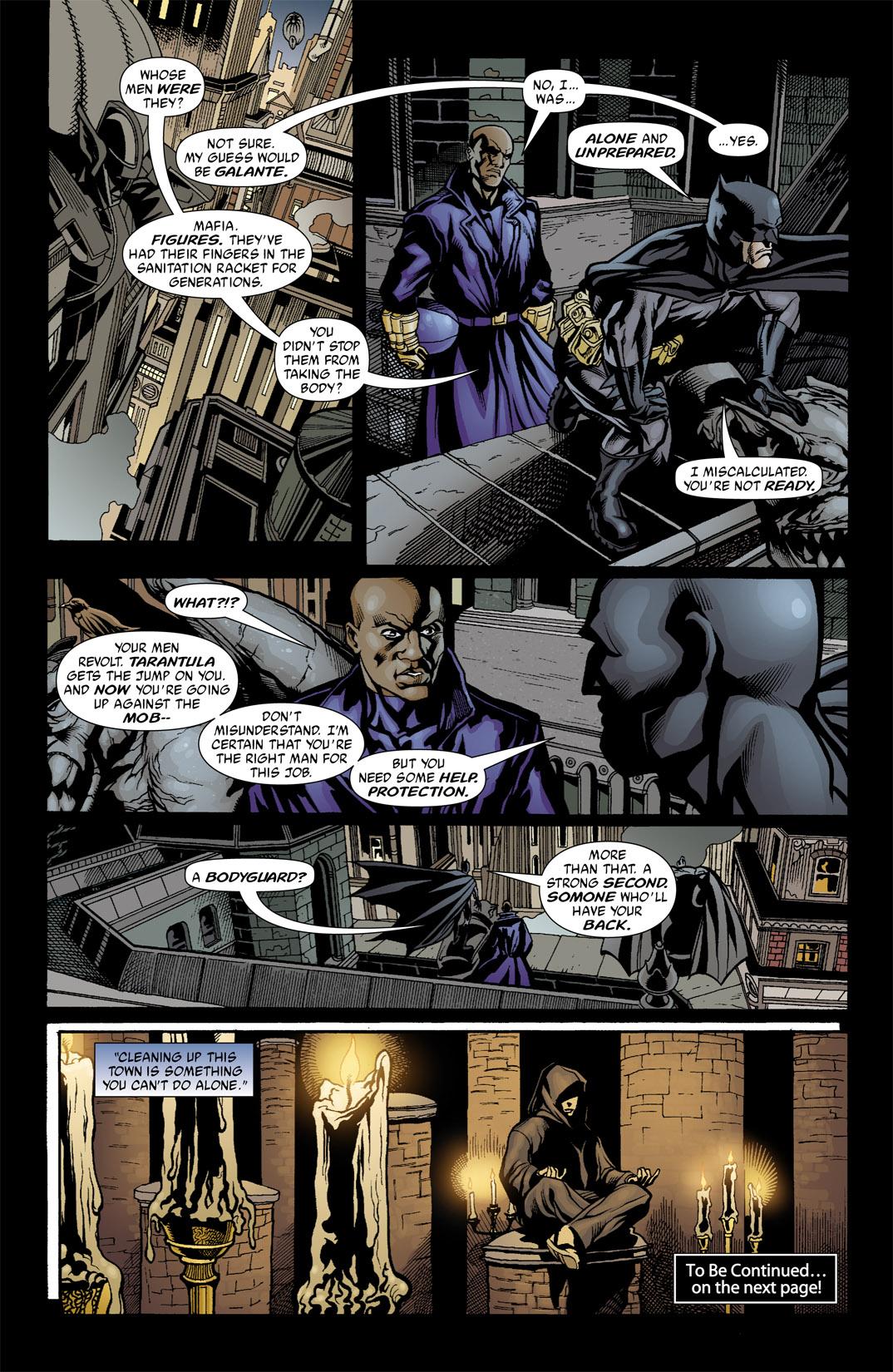 Detective Comics (1937) 795 Page 22