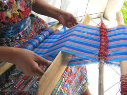 I want to learn how to weave using a floor loom
