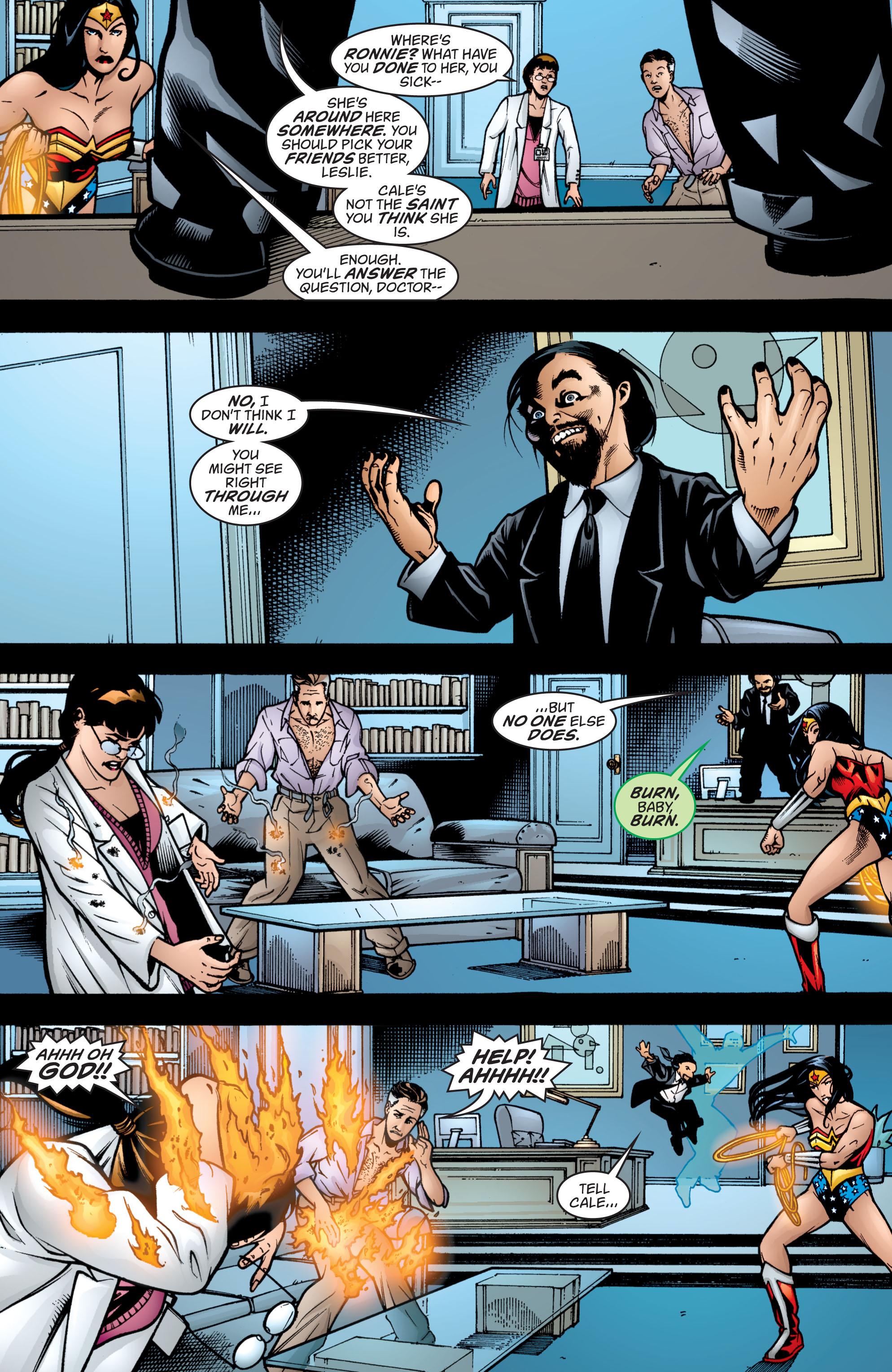 Read online Wonder Woman (1987) comic -  Issue #205 - 10
