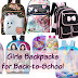 40 Girls Backpacks (Amazon Round Up)