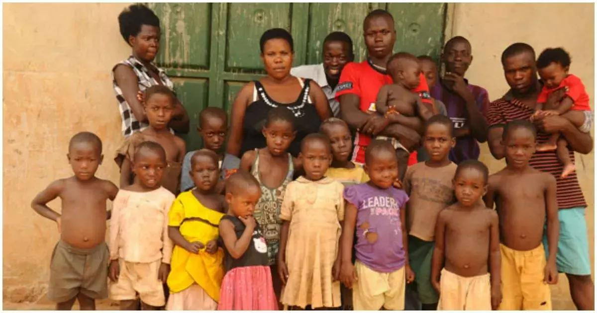 Meet 37 Year Old Woman With 38 Children-chidi's-palace