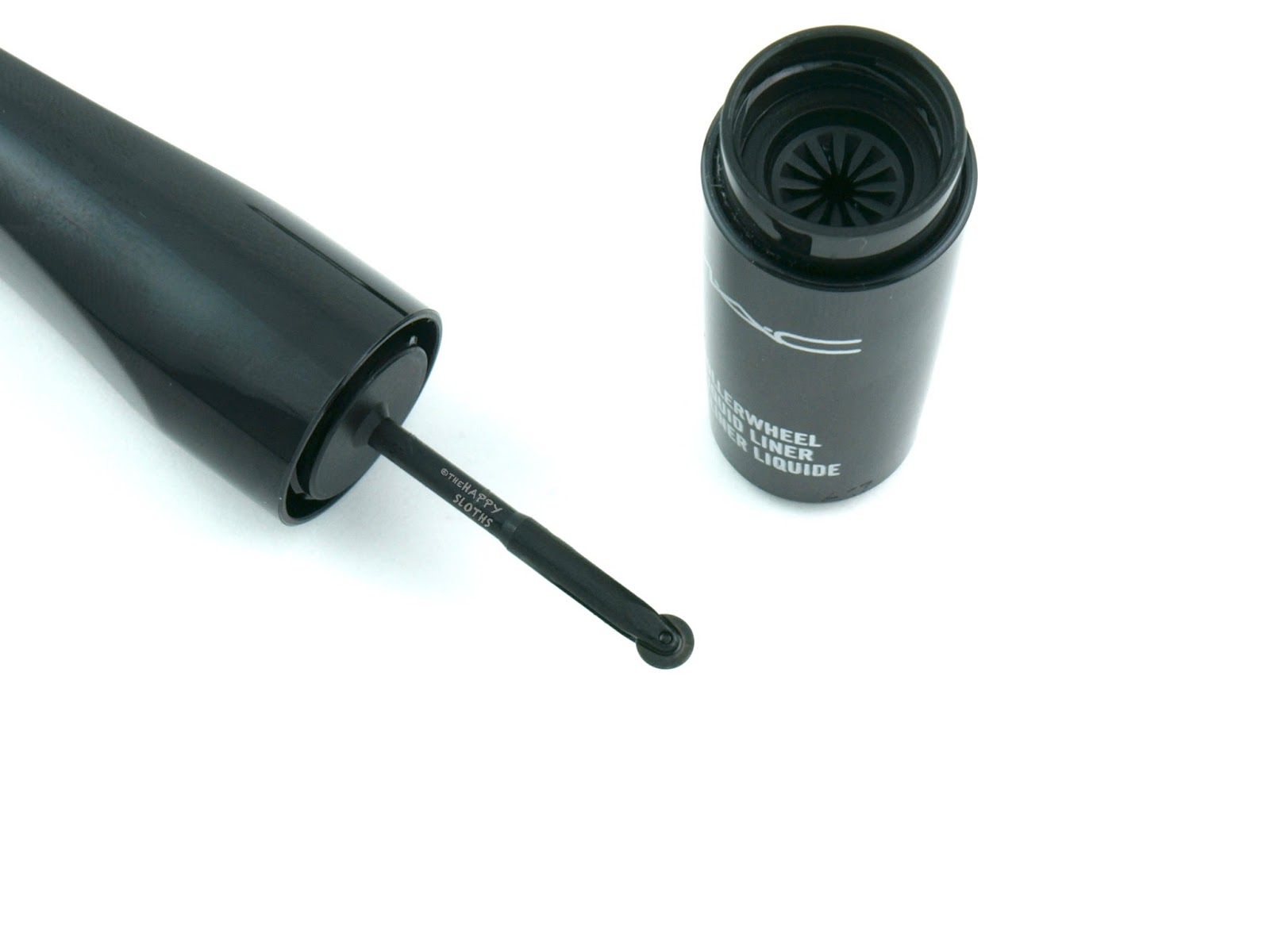 MAC Rollerwheel Liquid Liner: Review and Swatches