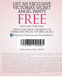 photo about Victoria Secrets Printable Coupons referred to as Victoria solution coupon december 2018 - Pillows 2 coupon