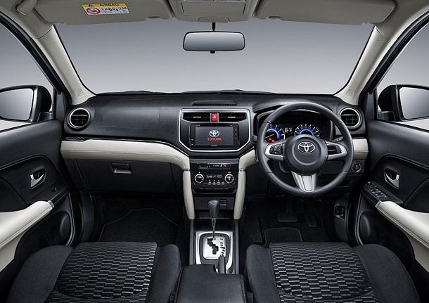Toyota pun melaksanakan perombakan total pada Toyota Rush All New Toyota Rush 2019 - Spesifikasi, Performa, Konsumsi BBM, Fitur & Harga