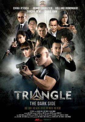 Poster Film Triangle: The Dark Side