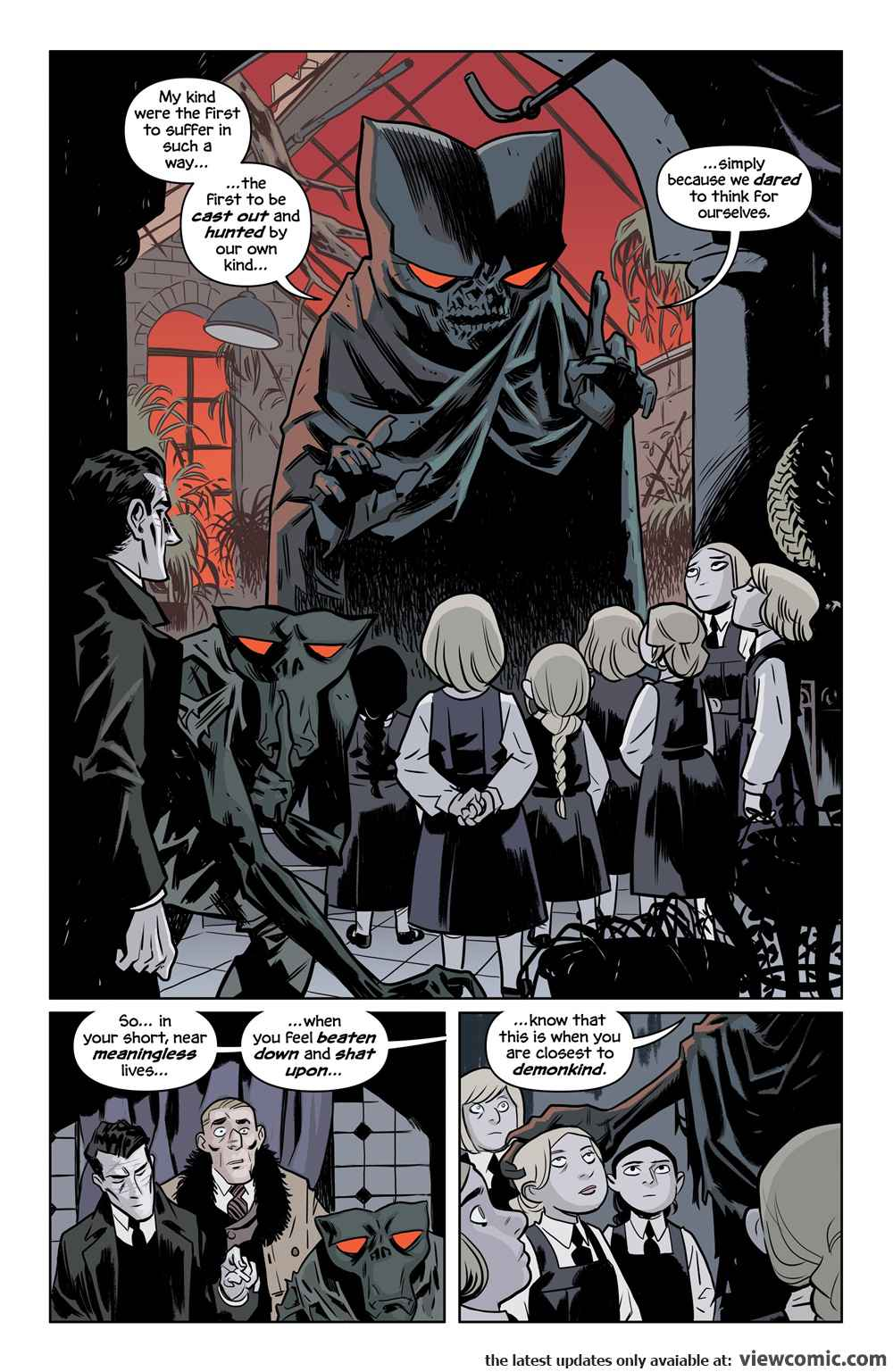 The Damned 003 (2017)  | Vietcomic.net reading comics online for free