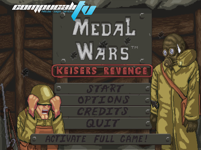 Medal Wars Keisers Revenge PC Full